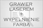 grawer laserem